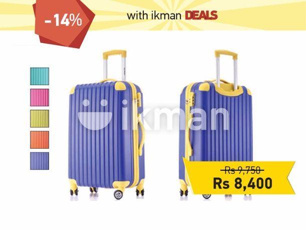 Bags & Luggage : Stylish Student Luggage Medium : 14% OFF | Colombo 2 | ikman