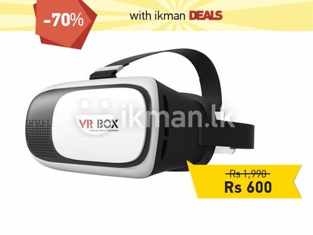 Mobile Phone Accessories : VR Box - 70% OFF | Colombo 2 | ikman