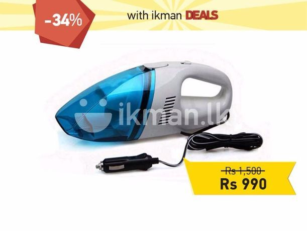 Auto Parts & Accessories : Car Vacuum Cleaner – 34% OFF | Colombo 2 | ikman
