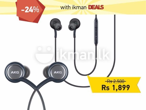 Mobile Phone Accessories : SAMSUNG S8 Headset – 24% OFF | Colombo 2 | ikman