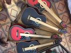 Classical Semi Acoustic Guitar 5 Band Eq (brand New)
