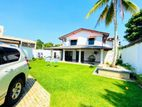 02 Storied With 18 P Fully Furnished House Sale At Wewala Piliyandala