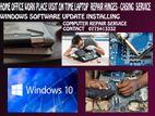HOme Visit Laptop HINGES Repair COMPUTER Service WINDOWS S/W Update