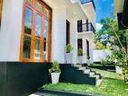 Modern Brand New Luxury 3 Storey House for Sale in Thalawathugoda