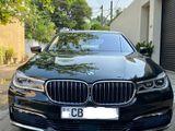 BMW 740e Highest Spec 2018