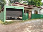 Single Storey Attractive House for Sale Athurugiriya