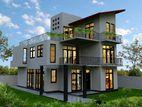 House Plan Kurunagala