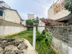 08 P Super Bare Land For sale in Colombo 04