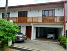 Almost Brand New Luxury Two Story House for Sale Nugegoda