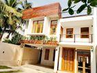 Brand New Super Luxury 2 Story House for Sale at Thalawathugoda