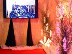 LED TV Rent for Weddings & Events