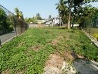 Land for Sale Thalahena 25 Perch 500m To Junction
