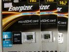 Energizer 16 Gb Sd Card