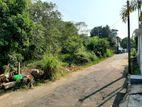 30P Bare Land For Sale in Gramodya Mawatha, Kalalgoda