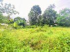 117 P COMMERCIAL BARE LAND SALE AT FACING GALAWILA WATHA ROAD KOTTAWA