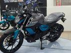 Yamaha FZ S MAT GRAY CYAN 2020