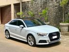 Easy Leasing Audi A3 Sline /2019-Unregistered