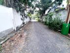 12P Residential Or Commercial Land For Sale in Pita Kotte