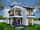 House Plan & BOQ Ambalangoda