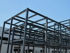 Steel Roof Building Structure Fabrication