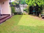 14 P Land & Single Story House Sale At Maligawa Road Ethul Kotte