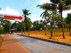 Land Sale in Pannala