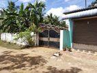 House with Shop for Sale - Vavuniya