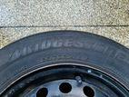 165/70/14 Bridgestone Tyre with Rim