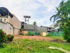 18 P Bare Land Sale At Facing Sri Maha Vihara Road Pamankada Col 06