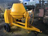 One Bag Two Wheel Concrete Mixer