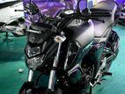 Yamaha FZ S Mat Black 2019