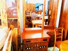 ⛄🎄Teak Dressing table L⛄🎄 - tdt1305