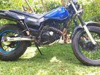 Yamaha TW 2015