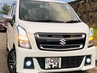 Suzuki Wagon R Stingray Turbo 2017
