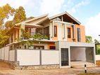 Luxury House Pelawatta Lake Road (To be Duilt) - Talawatugoda