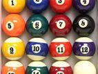 Pool Ball Billiard Set