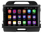 2012 Sportage Android Car Dvd Setup with Panel