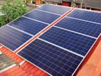 Solar 270W Just Panel (Cell 60)