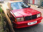 Mercedes Benz 190E Auto 1987