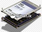 256GB SSD Drive Upgrade Service #