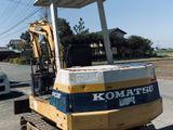 Komatsu Pc20-6 All Parts