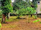 27 P Bare Land for Sale at Kotte