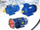 Single Phase Electric Motor ( ඝිංගල් පෙඝ් විදුලි මෝටරය )