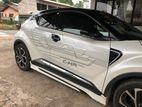 Toyota CHR Body Sticker