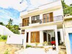 Brand New 3 Story House Sale Talawathugoda