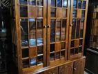 Three Door Display Cupboard-5x6-TDD7012