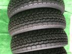 Used tires 195/75/15 Dunlop