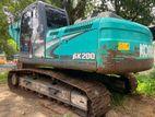 SK 200-8 Excavator