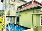 2 Story House for Rent Borella - Colombo 8