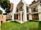 Architecture Designed 2 Story House For Sale in Thalawathugoda